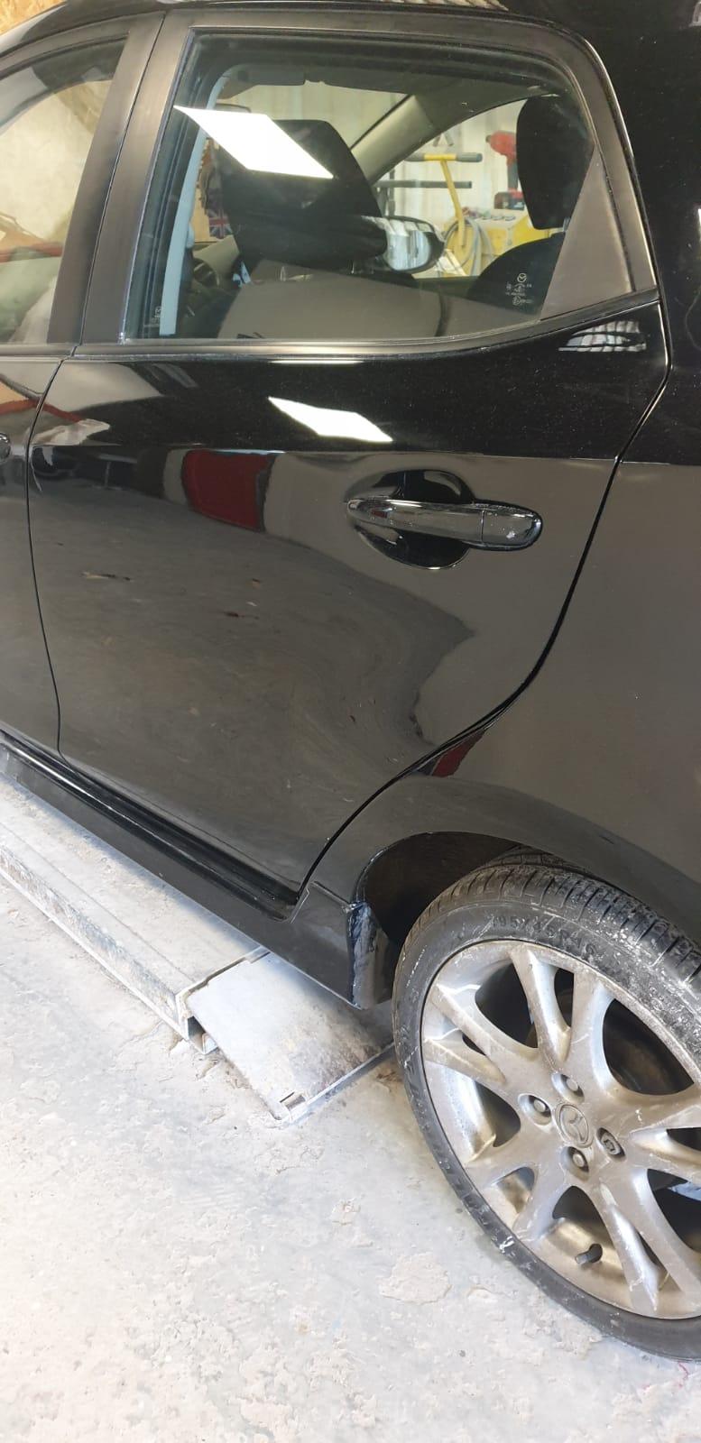 Ocean Sprays - Mazda After 1